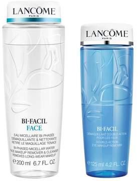 Lancôme Bi-Facil Face and Eye Cleanser Duo