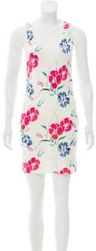 Chanel Floral Mini Dress