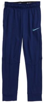 Nike Boy's Dry Fleece Training Pants