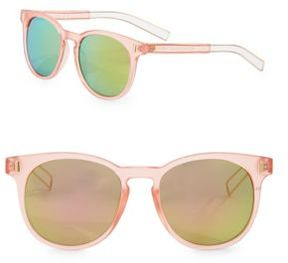 Sam Edelman 51MM Round Sunglasses