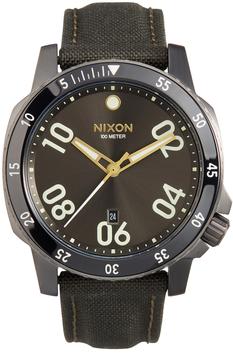 Nixon Men's Ranger Nylon Watch