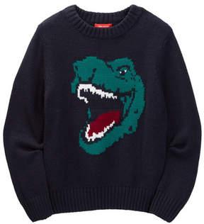 Joe Fresh Graphic Sweater (Toddler & Little Boys)