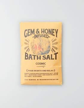 American Eagle Outfitters Wild Honey Apothecary Bath Salts