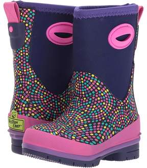 Western Chief Dizzy Dot Neoprene Boots Girls Shoes