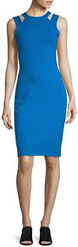 Susana Monaco Women's Cut-Out Sleeveless Dress