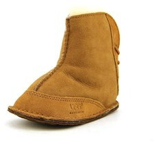 UGG I Boo Round Toe Suede Winter Boot.