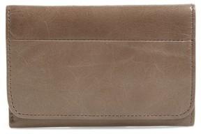 Hobo Women's 'Jill' Trifold Wallet - Grey