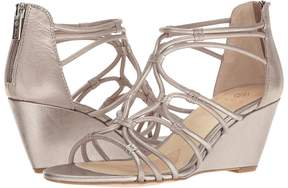 Isola Floral Women's Wedge Shoes