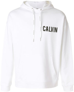 Calvin Klein Jeans Hardcore drawstring hoodie