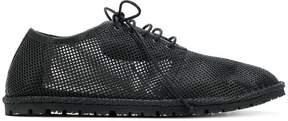 Marsèll nappa derby shoes