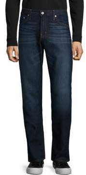 AG Adriano Goldschmied Straight-Leg Jeans