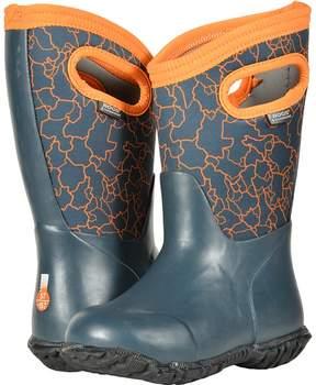 Bogs Durham Crackle Boys Shoes