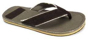 Body Glove Men's Bridgeport Flip Flop Sandals - Khaki