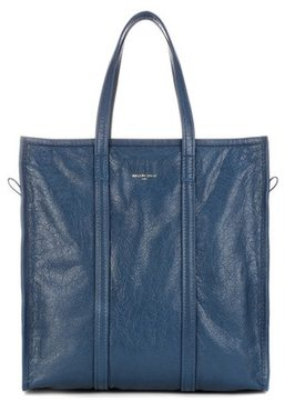 Balenciaga Bazar M leather shopper