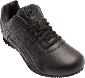 Fila Memory Elleray 5 Womens Slip-Resistant Sneakers