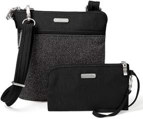 Baggallini Anti-Theft Slim Cross-Body Bag