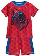 Disney Spider-Man Shorts Sleep Set for Boys