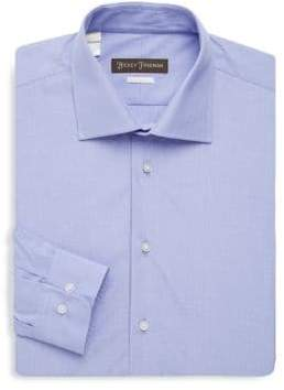 Hickey Freeman Basic Dress Shirt