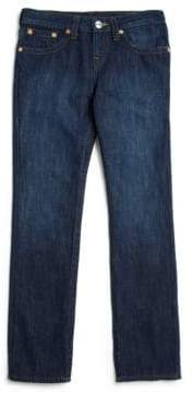 True Religion Boy's Geno Slim-Fit Jeans