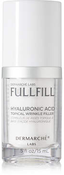 DERMARCHÉ LABS - Fullfill Hyaluronic Acid Topical Wrinkle Filler, 15ml - Colorless