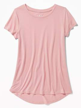 Old Navy Ultra-Light Jersey Performance Tee for Girls