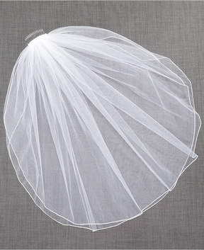 Blush by Us Angels Tiara With Veil, Little Girls (2T-6X) and Big Girls (7-16)