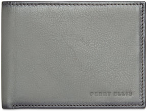 Perry Ellis Men's Portfolio Rfid Leather Bifold Wallet