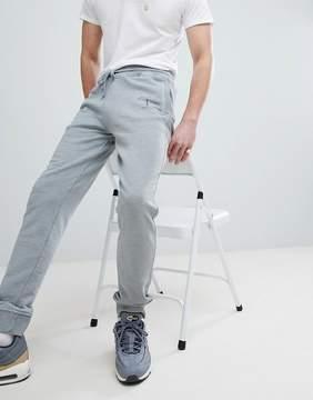 Hackett Mr. Classic Logo Sweat Joggers in Gray