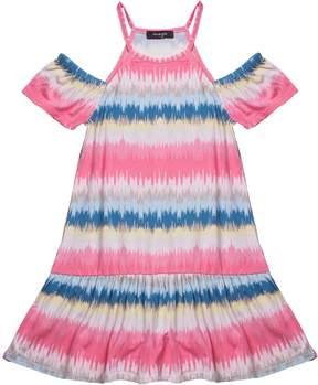 Imoga Josephine Abstract Dress