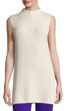 Escada Sumor Cashmere And Wool Sweater