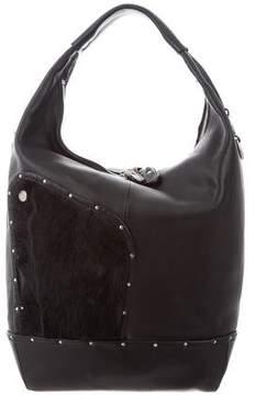 Ghurka Studded Leather Bag