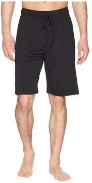 Jockey 92 Poly/8 Span Sleep Shorts Men's Pajama