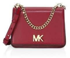 MICHAEL Michael Kors Large Swag Chain Leather Shoulder Bag