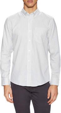 Jack Spade Men's Palmer Sun Faded Striped Sportshirt
