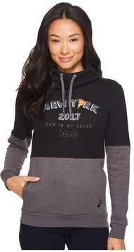 Asics NYC Funnel Hoodie Women's Sweatshirt
