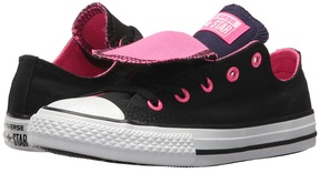 Converse Chuck Taylor All Star Double Tongue - Ox Girls Shoes