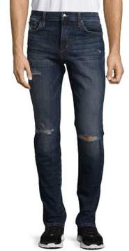 Joe's Jeans Distressed Slim-Fit Jeans