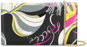 Emilio Pucci small printed crossbody bag
