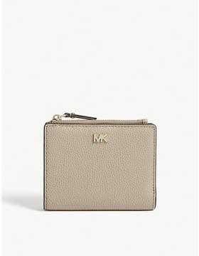 MICHAEL Michael Kors Money Pieces grained leather wallet