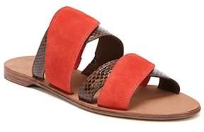 Diane von Furstenberg Blake Cross Strap Slide Sandal