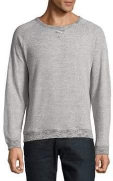 Hyden Yoo Melange Sweatshirt