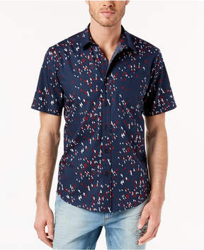 American Rag Men's Bird Shirt, Created for Macy's