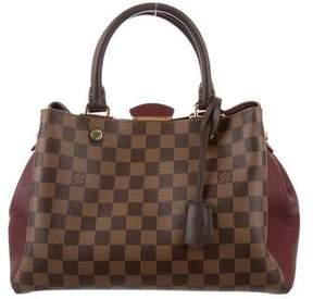 Louis Vuitton 2017 Damier Ebene Brittany Bag