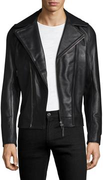 J. Lindeberg Men's Tyren Spread Collar Jacket
