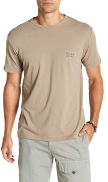 Billabong Short Sleeve Graphic Print Tailored Fit Tee