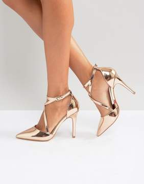 Miss KG Crossover Point High Heels
