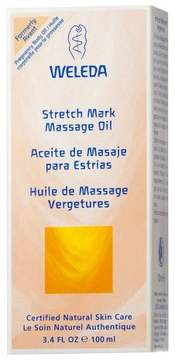 Weleda Stretch Mark Massage Oil - 3.4 oz