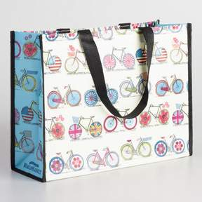 World Market Bicycles Tote Bag