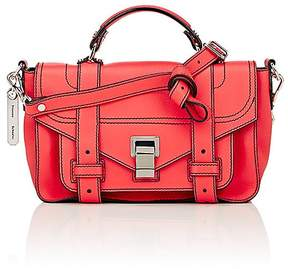 Proenza Schouler Women's PS1+ Tiny Leather Shoulder Bag