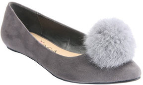 Penny Loves Kenny Women's Nimble Pom Pom Flat